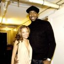 John Salley and Natasha Duffy
