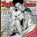 Pamela Anderson - Rolling Stone Magazine [United States] (10 May 2001)