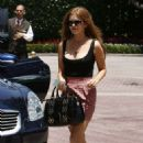 Isla Fisher - Shopping In Hollywood, June 26, 2009