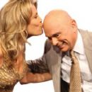 With co-host Vanna White on April Fools Day