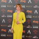 Maria Adanez- Goya Cinema Awards 2016 - 399 x 600
