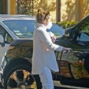 Ashley Tisdale – Running errands in Los Angeles