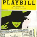 Wicked (musical) 2003 Broadway Musical Music By Stephen Schwartz - 454 x 733