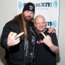 Zakk Wylde of Black Label Society visits SiriusXM on November 17, 2011 in New York City