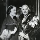 Gloria Swanson and Bebe Daniels
