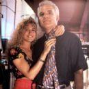 Sarah Parker and Steve Martin