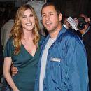 Adam Sandler and Jacqueline Titone