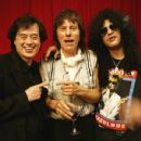 Slash, Jimmy Page, Jeff Beck