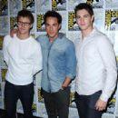Vampire Diaries Cast Comic-Con Photos