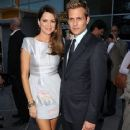 Jacinda Barrett and Gabriel Macht - 365 x 594