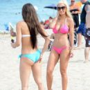 Anais Zanotti Ana Braga Wearing Bikini In Miami