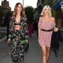Ashley James – Seen At Connor Brothers Call Me Anything But Ordinary Private View In London - 454 x 610