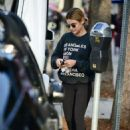 Lucy Hale Out and About in Studio City 03/09/2019 - 454 x 682