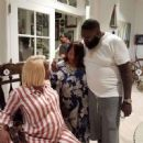 Rick Ross and Briana Camille