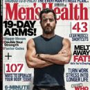 Justin Theroux - Men's Health Magazine Cover [United Kingdom] (November 2016)
