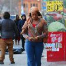 Tiffany Haddish – Filming 'The Kitchen' in NYC - 454 x 694