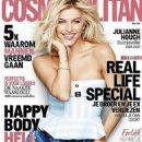Julianne Hough - Cosmopolitan Magazine Cover [Netherlands] (July 2016)