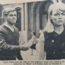 Linda Foster - The Plain Dealer TV Week Magazine Pictorial [United States] (10 June 1966)