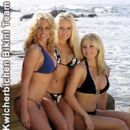 Kendra Wilkinson and Girls of the Kwicherbichen Bikini Team
