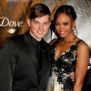 Sharon Leal and Boyfriend Paul Becker