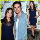 Kristin Kreuk and Jay Ryan - 300 x 300