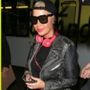 Amber Rose at LAX Airport in Los Angeles, California - August 26, 2016