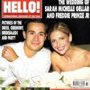 Freddie Prinze, Jr. and Sarah Michelle Gellar