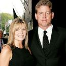Troy Aikman and Rhonda Worthey - 240 x 320