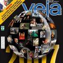 George W. Bush, Victoria Beckham, David Beckham, Camila Pitanga, Hugo Chávez, Steve Jobs, Dilma Rousseff, Wagner Moura, Elite Squad - Veja Magazine Cover [Brazil] (29 December 2007)