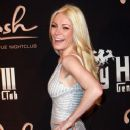 Playboy Playmate Crystal Harris makes an appearance at the Crazy Horse III and Posh Boutique night club in Las Vegas