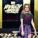 Debby Ryan – 2017 MTV Movie And TV Awards in Los Angeles - 454 x 303