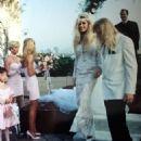 Bobbie Brown and Jani Lane's Wedding - 454 x 573