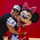 Actor William Levy Vacations With His Family Aboard the Disney Dream - 400 x 600