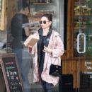 Jenna Dewan – Out in Los Angeles