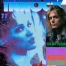 Madonna - In Rock Magazine Cover [Japan] (November 1992)