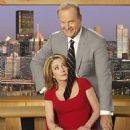 Patricia Heaton with Kelsey Grammer in 'Back to You'