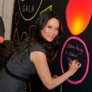 Lucy Liu 2014 Ignite Gala Benefiting Bam Education In Nyc