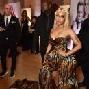 Nicki Minaj – 2018 Harper's Bazaar ICONS Party in New York