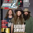 Blackberry Smoke - Popular 1 Magazine Cover [Spain] (March 2015)