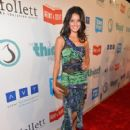 Alice Greczyn: arrives to The Thirst Project's 3rd Annual Gala at The Beverly Hilton Hotel