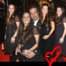 David W. Donoho and Holly Marie Combs - 425 x 436