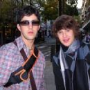 Josh Peck and devon