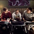 Michael Imperioli, Eddie Griffin and Anthony Anderson in My Baby's Daddy - 2004
