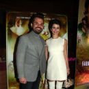 Beren Saat & Kenan Dogulu attend the