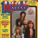David Johansen - Rock Scene Magazine Cover [United States] (March 1974)