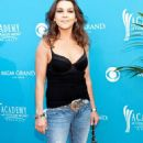 Gretchen Wilson - 45 Annual Academy Of Country Music Awards At The MGM Grand Garden Arena On April 18, 2010 In Las Vegas, Nevada. - 454 x 744