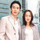 Daniel Wu and Maggie Q
