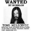 Tomo Milicevic  -  Publicity
