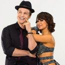 Karina Smirnoff and Gavin DeGraw