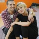 Mark Ballas and Chelsea Kane